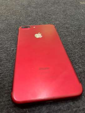 Iphone 7 plus red 128 GB (limited edition)