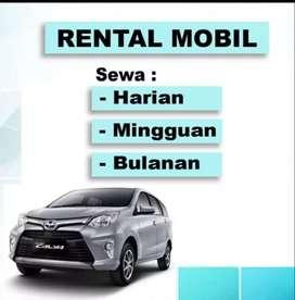Rental mobil calya th 2019