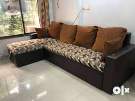 Sofa Cum Bed With Storage For Sell