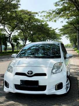Yaris E AT Facelift 2012 KM 85RB !! ISTIMEWA