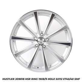 HUSTLER JD9018 HSR R19X8/9 H5X112 ET45/40 SMF
