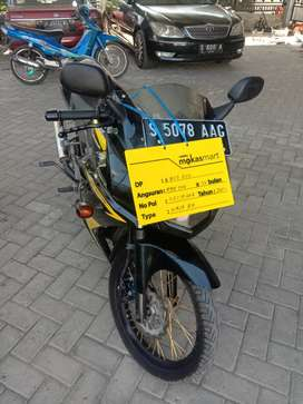 Kawasaki ninja rr 2014 plat Bojonegoro surat pajak