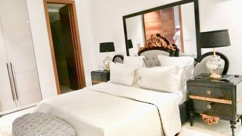 3-bed/2-bed Furnished Serviced Apartment Original Pictures Attached 0
