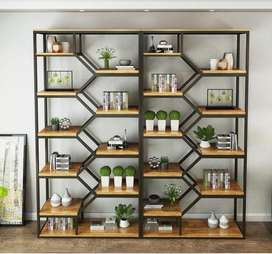 Living room partition shelf, creative, modern, beautiful, affordable