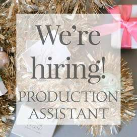 Urgently hiring Production Manager (Cutlist Maker) for Modular Interio