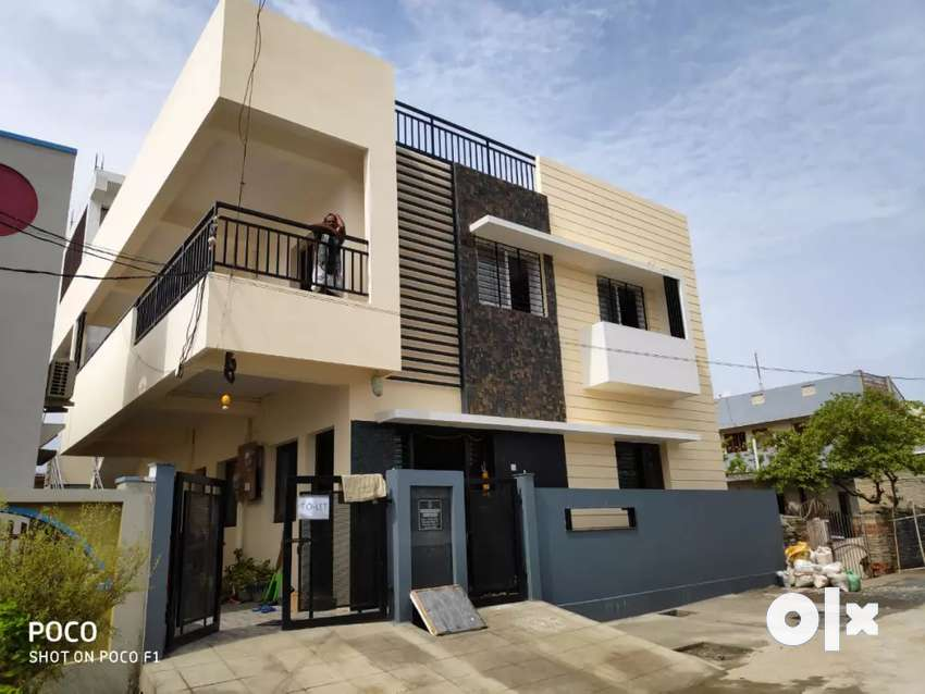 Furnitured Deluxe 2BHK house - 1 km from Central Bus stand 0