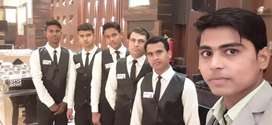 We are hiring vip steward (waiter) for five star hotels and Banquets