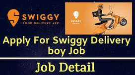 we are hiring delivery boys