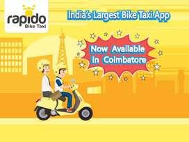 Rapido Hiring Bike Taxi