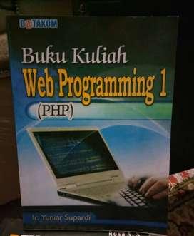 Buku Kuliah Web Programming 1