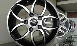 OLL LUXURY CARS ALLOY WHEEL SINGLE OR2 PCS AVAIL BMW AUDI MERCDESE ETC