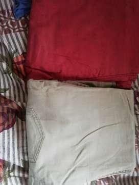 Jeans ant cotton pants for sale.