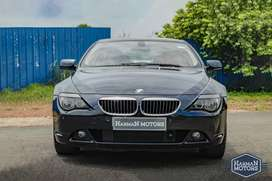 BMW 6 Series 650i Coupe, 2006, Petrol