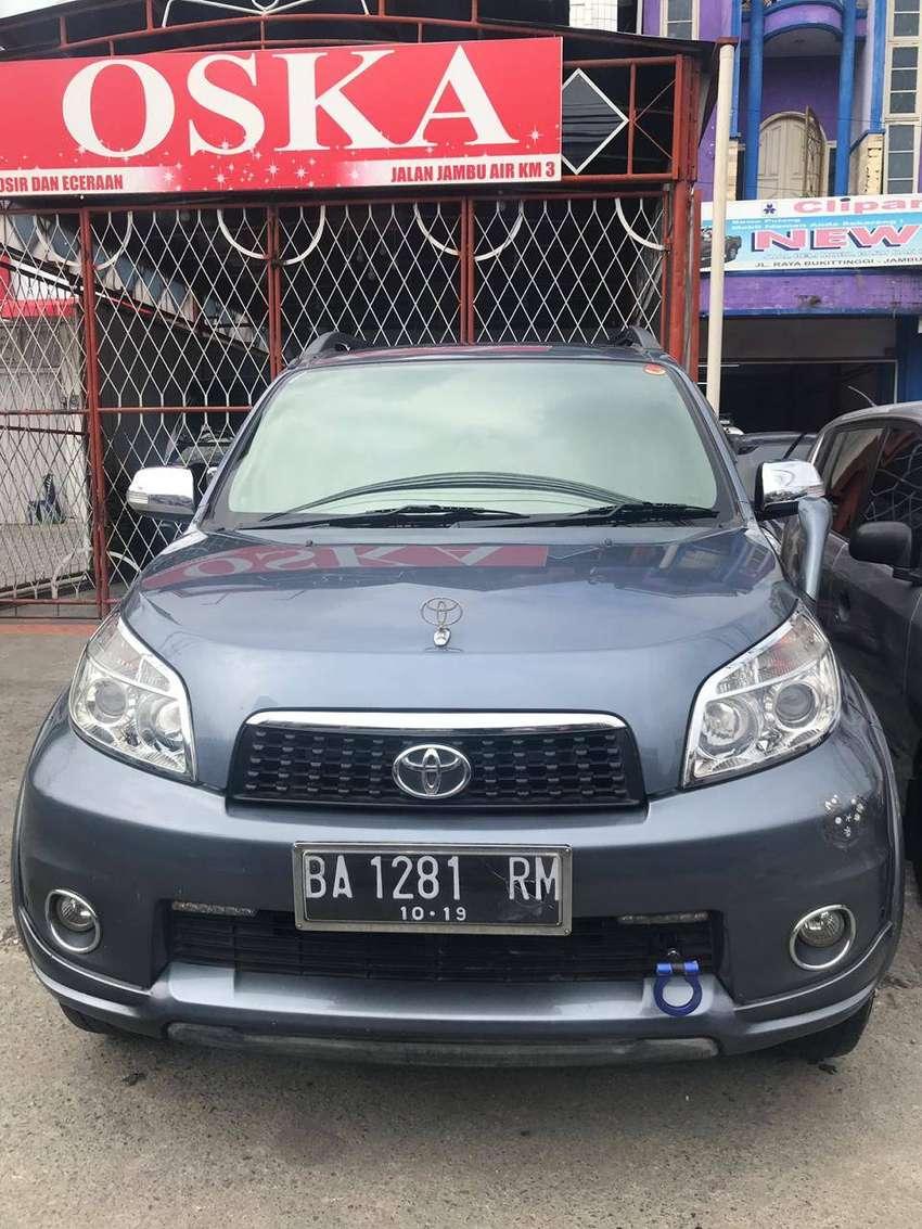 Dijual Toyota Rush S Thn 2009 0