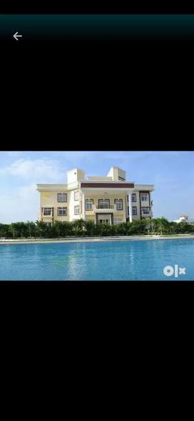Sales related open plots and villas