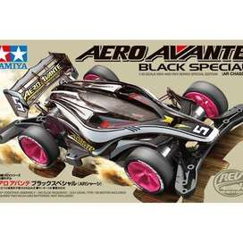 Tamiya original aero avante black special