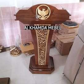 Ready Mimbar Musholla Kerajinan Jepara @1064