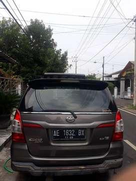Kijang Innova Diesel type E 2013