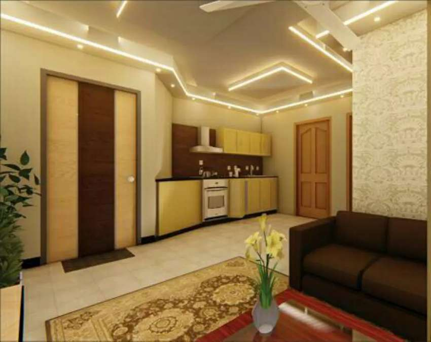 One Bed Furnish Apartment for Sale in Bahria Town 0