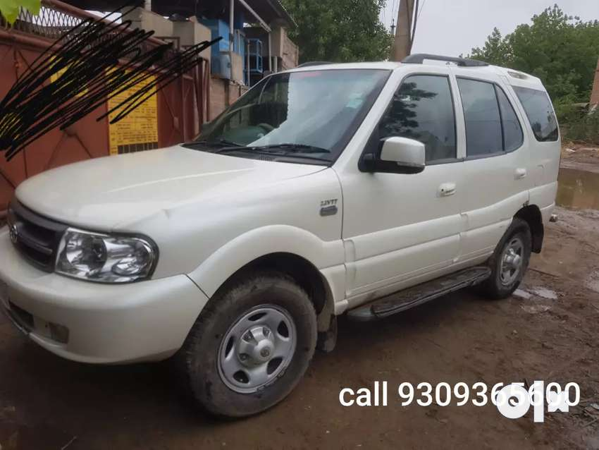 Tata safari ex 2013 1st owner well maintained single hand used