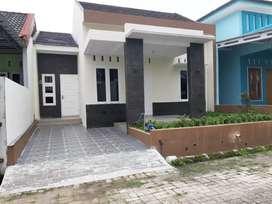 Rumah Baru  Perum Utara Purwokerto