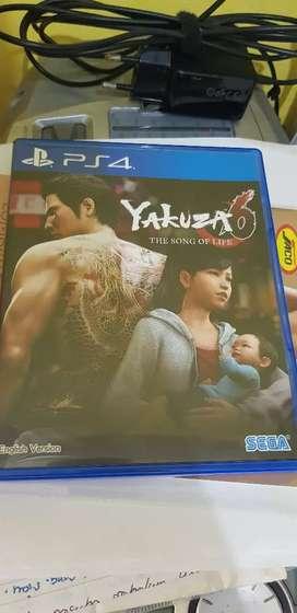 Bd ps4 Yakuza 6