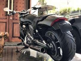 Kilometer 5 ribu Harley Davidson V-Rod / Vrod Muscle ABS 2014 Nik 2009