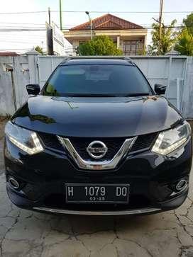 Dijual Nissan Xtrail 2014 AT hitam
