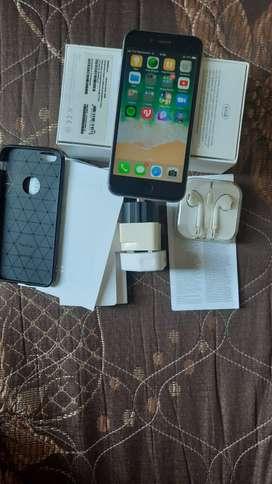 Iphone 6 64gb fullset ori noken