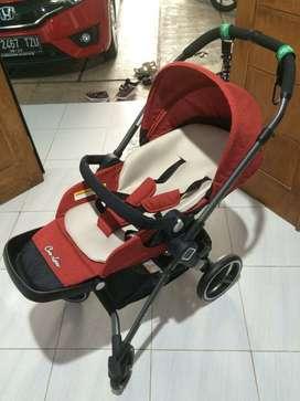 Stroller Cocolatte Bristol Red