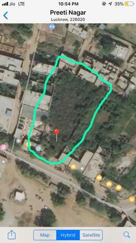 18000 sq ft plot for sale (small plots also available)