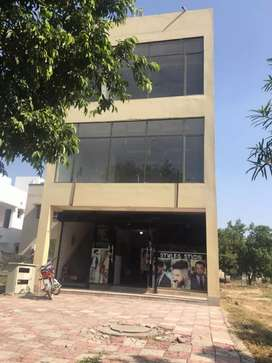 Shop in sector c 16A facing park for rent in Bahria Town