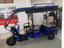 E-rikshaw for rent at 450 rupee per day