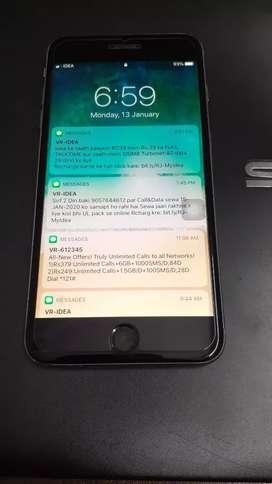 Iphone 6 plus 64 GB excellent condition.