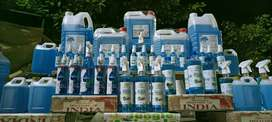 Wholesale sanitizer.purest,shudhi,crystal many more