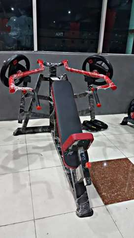 Cabel Cross Machine And all Gym equipment