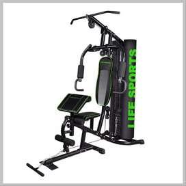 Alat olahraga fitness homegym 804 barcode dfg321