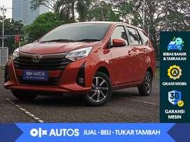 [OLXAutos] Toyota Calya 1.2 G M/T 2019 Orange