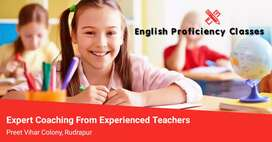 English Proficiency Classes