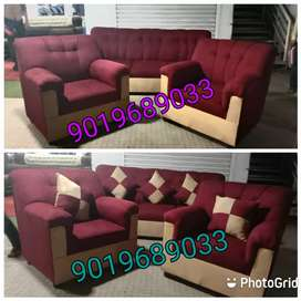 Superior quality factory outlet sofa set with warranty