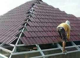 Jasa pemasangan atap baja ringan terpercaya