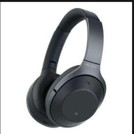 Sony bluetooth headphones 1000XM2