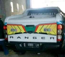 Tutupbak ranger