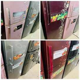 Warranty:- 5 year double door fridge 8500/- to 18500/- Rs