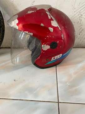Helm ltd bagus bisa pakai