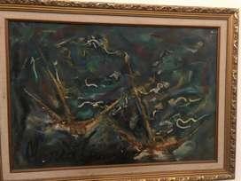 Lukisan Maria Tjui