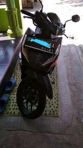Motor Honda model Vario bekas