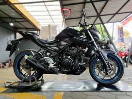 Obral Yamaha MT 25 th 2015 Hitam Murah Istimewah Mustika Motor