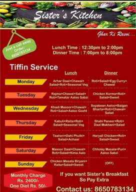 Tiffin services