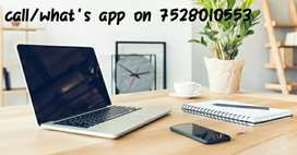 We will teach you how to do work from home offline typing